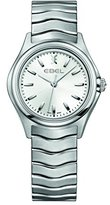 Ebel Womens Quartz Watch, Analogue Classic Display and Stainless Steel Strap 1216191