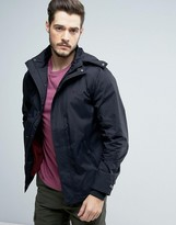 Jack Wills Chedburgh Lightweight Jacket with Detachable Hood