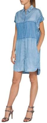 Replay Denim Midi Lenght Dress