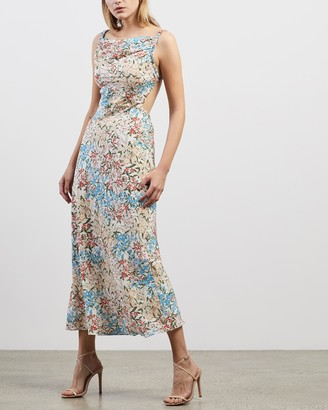Bec & Bridge Wisteria Midi Dress