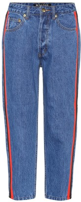 P.E Nation Season Lifetime cropped jeans
