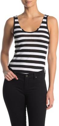 n:philanthropy Istanbul Striped Bodysuit