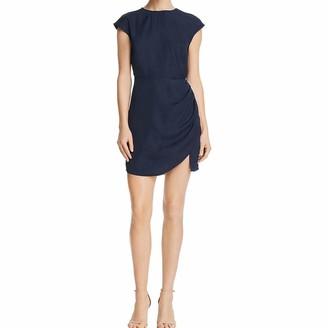 Finders Keepers findersKEEPERS Women's Zephyr Short Sleeve Mini Dress