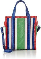 Balenciaga Women's Bazar Extra-Small Shopper Tote Bag-DARK GREEN