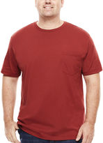 THE FOUNDRY SUPPLY CO. The Foundry Big & Tall Supply Co. Short-Sleeve Pocket Tee