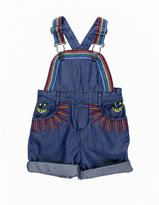 Stella McCartney Infant Sunbeam Chambray Overalls
