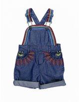 STELLA MCCARTNEY KIDS - Infant Sunbeam Chambray Overalls