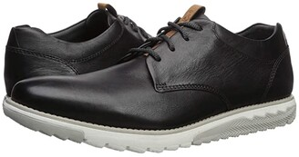 Hush Puppies Expert PT Lace-Up (Black Leather) Men's Shoes
