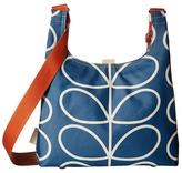Orla Kiely Giant Linear Stem Midi Sling Bag Handbags