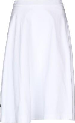 Prada 3/4 length skirts