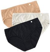 Jockey ElanceSupersoft 3-pk. Hipster Panties - 2072