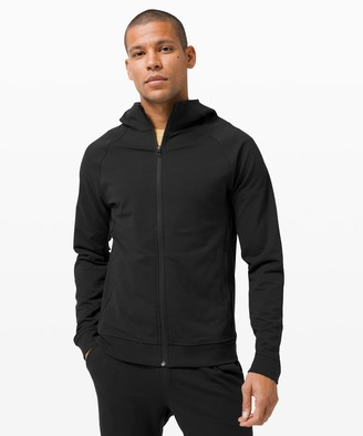 Lululemon City Sweat Zip Hoodie French Terry