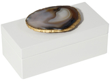 Mapleton Drive Medium Box with Agate
