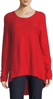 Eileen Fisher Peruvian Organic Cotton Tunic