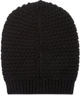 Rick Owens Mastodon Heavy Knit Wool Beanie