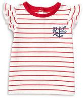 Ralph Lauren Childrenswear Jersey Anchor Top