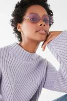 Urban Outfitters Drew Oval Sunglasses