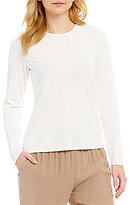 Eileen Fisher Essentials Crewneck Top