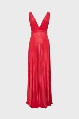 Coast Jersey V Neck Maxi Dress