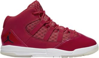 Jordan Max Aura Basketball Shoes - Gym Red / Black White Ice