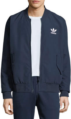 adidas Men's Reversible Bomber Jacket