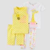 Just One You made by carter Baby Girls' Pajama Set - Just One You Made by Carter's® Yellow