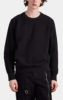 Ksubi Men's Inverse Cotton Terry Sweatshirt - Black