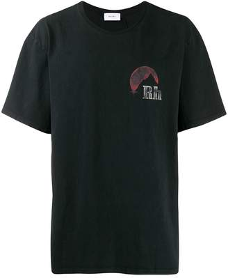 Rhude logo print T-shirt