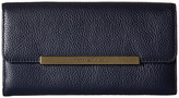 Tommy Hilfiger TH Serif Signature - Large Flap Wallet