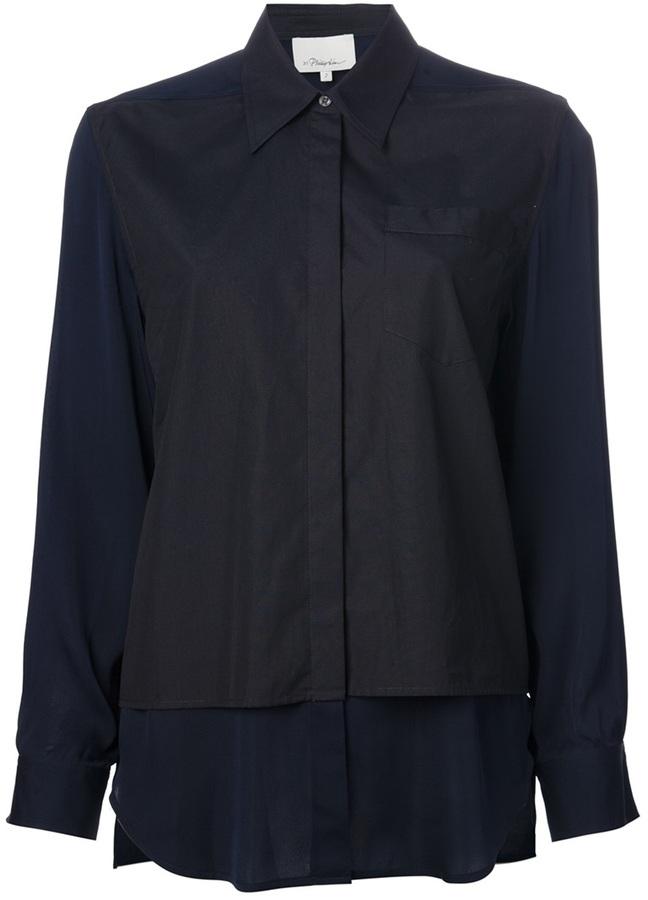 3.1 Phillip Lim layered shirt