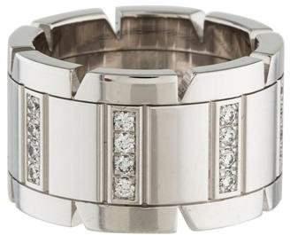 Cartier Diamond Tank Française Ring