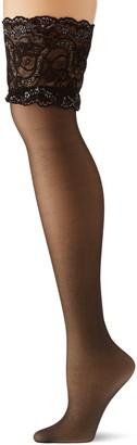 Fiore Women's Sandrine/ Sensual Hold up Stockings