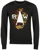 G Star Pholil Long Sleeve Sweatshirt
