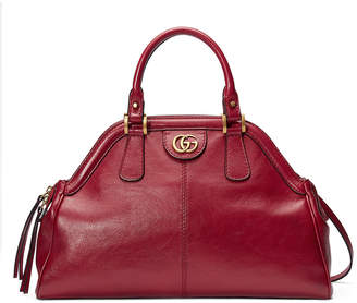 Gucci RE(BELLE) Medium Leather Top-Handle Bag