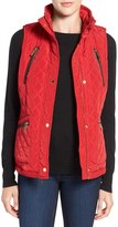 MICHAEL Michael Kors Diamond Quilted Vest