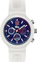 Lacoste Men's BORNEO 2010705 White Watch