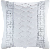 Natori Decorative Square Pillow, White