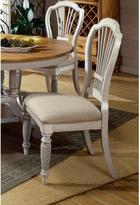 Hillsdale Furniture Set of 2 Wilshire Side Chairs - Antique White