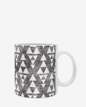 Express Deny Designs Stacked Coffee Mug
