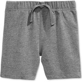 First Impressions Pull-On Shorts, Baby Boys, Only at Macy's