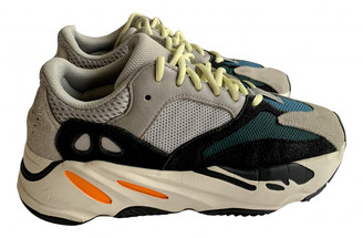 Yeezy Boost 700 V1 Grey Rubber Trainers