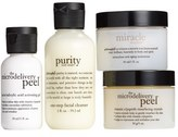 philosophy 'Cleanse, Peel, Treat' Trial Kit