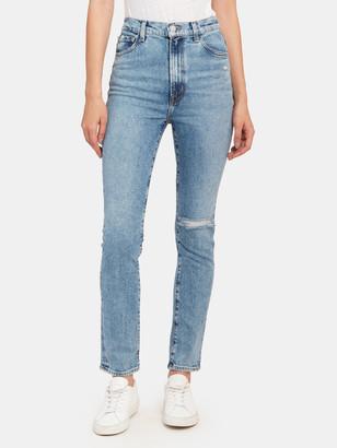 J Brand 1212 Runway High Rise Slim Jean