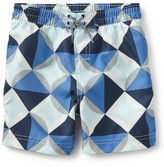 Tea Collection Gio Ponti Swim Trunks (Toddler & Little Boys)