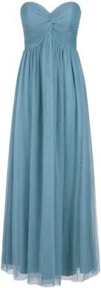 Dorothy Perkins Womens **Little Mistress Sage Bandeau Maxi Dress