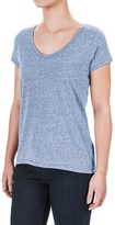 Artisan NY Nube High-Low Shirt - Short Sleeve (For Women)