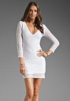 Bec & Bridge BEC&BRIDGE Bianco V Dress