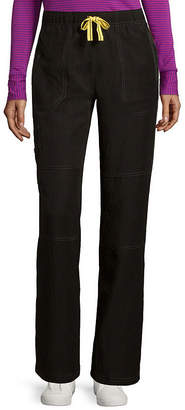 Wonder Wink WonderWink Four Stretch 5214 Womens Sporty Cargo Pants - Plus and Tall