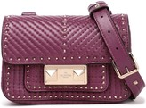 Valentino Garavani Studded Quilted Leather Shoulder Bag