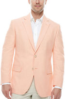 STAFFORD Stafford Linen-Cotton Sport Coat - Slim